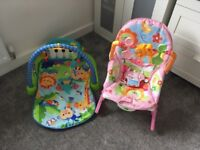 Baby Bouncer & Playmat