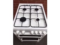 Zanussi ZCG561FW 50cm Gas Cooker LIKE NEW!! in superb condition Free delivery in Bristol