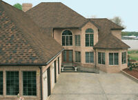 → → → RESIDENTIAL ROOFING ¤ FLAT ROOF ¤ METAL SHINGLE ¤ SIDING ←