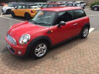 Mini one 1.6 petrol pepper pack in vgc with fdsh