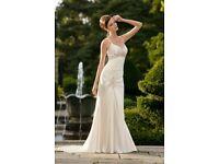 Ronald Joyce Sandra Wedding dress Ivory - size 12