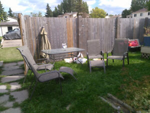 Patio set for sale $50