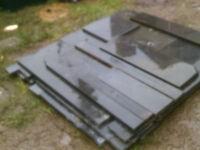 Slate Slabs 4 metre square x 20 mm new