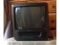 Retro TV&VHS combo