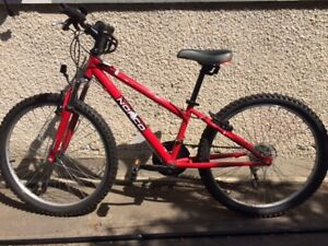 NORCO kid bike, red and gently used