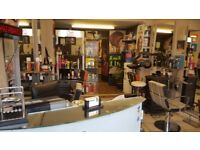 Established hairdressers for sale, Harborne high street