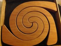 Romeyn woodcrafts tablemat