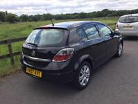2008 Vauxhall Astra 1,7 litre diesel 5dr