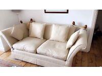 Laura Ashley Langham Sofa and Armchair for sale