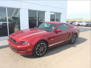 2014 Ford Mustang GT VERY LOW KM! $300.74 b/weekly.