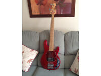 5 string ACTIVE electric Bass guitar