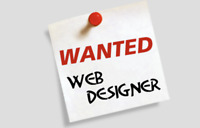 looking for a Junior Web Designer full time position