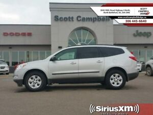 2012 Chevrolet Traverse TRAVERSE LS  - trade-in - sk tax paid -