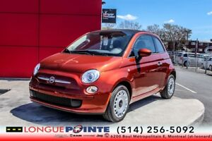 2015 Fiat 500C POP DECAPOTABLE