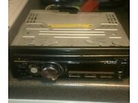 Pure highway dab fm cd USB aux car stereo