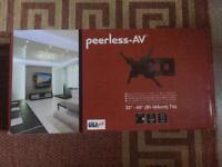 """Peerless TV Wall Mounts 32-65"""" and 32-46"""""""