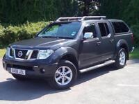2008 Nissan Navara 2.5 dCi Long Way Down Double Cab Pickup 4dr PICKUP in GR(...)