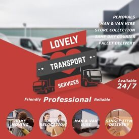MAN AND VAN HIRE/REMOVAL/FR £20/ ASSEMBLY/DELIVERIES/IKEA/TRANSPORT/COURIER/CLEARANCE SERVICE LONDON