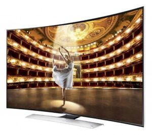 "Samsung 78"" Curved 3D UHD LED 4K TV - UN78HU9000"