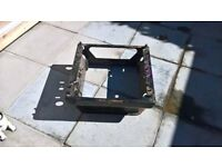 ( SEAT BASE ). fits ford transit ideal for so for passenger's seat camper