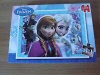 Jumbo Disney Frozen Jigsaw Puzzle 50 Piece