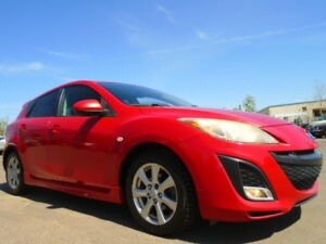 2009 Mazda Mazda3 GT SPORT PKG-ONE OWNER-CLEAN CARPROOF-115K