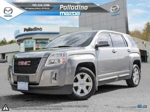 2012 GMC Terrain -GREAT FOR THE WHOLE FAMILY-