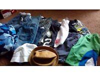 Bundle of boys/mens clothes