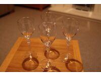 Royal Doulton Wine Glasses (set of 4) – £20