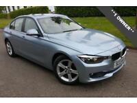 BMW 3 SERIES 2.0 318D SE 4d 1 Owner, Service history (blue) 2013