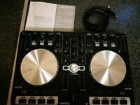 Virtual DJ Beatmix Midi Controller