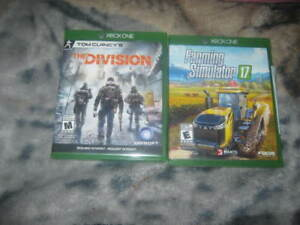 Tom Clancy's The Division (Microsoft Xbox One, 2016) & farming s