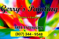 GENERAL CARPENTRY, PAINTING & MORE