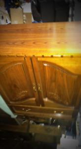 Antique Oak bedroom set
