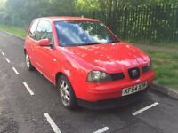Seat Arosa 1.0 S 3D 2004, full-service history, 68k miles, 4 owners