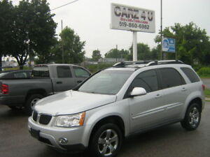 2009 Pontiac Torrent SUV, Crossover AWD