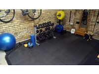 Gym set for sale (Only used a few times)
