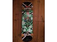 XEN street Skateboard good condition