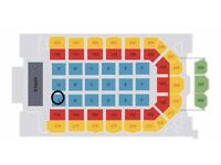 2 x JOHN BISHOP BLOCK A!!! TICKETS NEWCASTLE