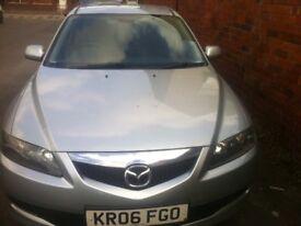 2006 Mazda 6 5Dr Hatchback 2.0 147 TS Rev 05