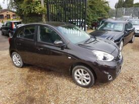 Nissan Micra 1.2 ( 80ps ) Acenta, Air Con, Full Electrics Pack Etc