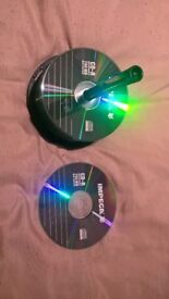 CD's Blank CD R 700MB disks