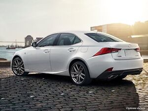 2015 Lexus IS250 AWD F-Sport 2