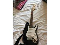 Squier Mini Guitar by Fender & Amp
