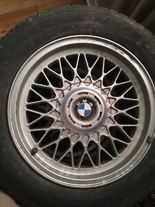 BBS BMW M5  rims and tires