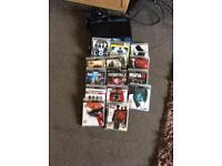 Super slim ps3 and 15 good games