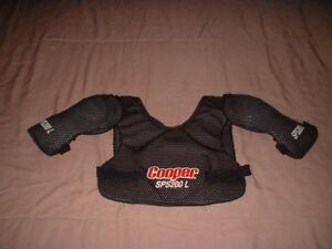 Épaulettes de hockey Cooper hockey shoulder pads