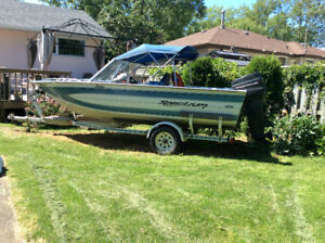 Boat in excellent condition