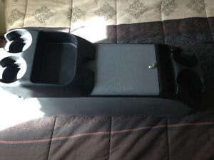 portable console for SUV or VAN