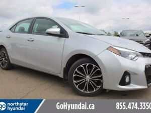 2014 Toyota Corolla S LEATHER SUNROOF BACK-UP CAMERA